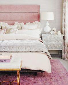 Feminine Master Bedroom Decor