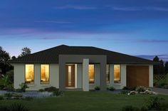 Fachadas de casas de un piso o nivel | Construye Hogar