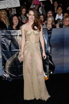 Best Dressed Moments of 2012 - Kristen Stewart / Photo by Keystone Press