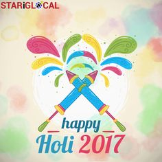 Let's Celebrate the Festival of Colours and Spread Peace & Happiness Everywhere! STARiGLOCAL Wishing You All a Holi with Sweet Moments and Colorful Memories to Cherish Forever #HappyHoli