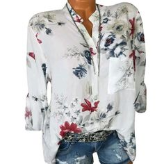 e66792837d706d LAAMEI Sexy Lace Patchwork Blouse Shirt Casual Tops Short Sleeve White Blouse  Women Ladies Summer Hollow