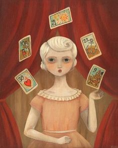 Divination:  Fortune Teller.
