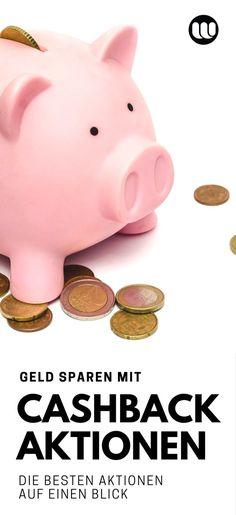 Geld sparen - Cashback spart Geld bei jedem Einkauf. Mit #Cashback-Aktionen testest du Kosmetik, Lebensmittel, Elektronik #gratis. Einkaufen, #testen, #Geld zurück!