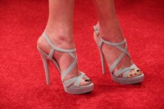 Red carpet shoes....