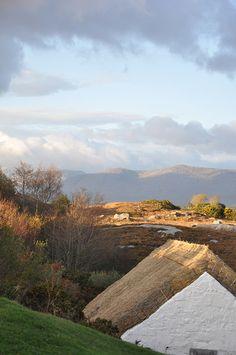 Cottage in Rosmuc, Connemara, Ireland  by Fergal of Claddagh, via Flickr