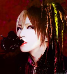 Ruki, the GazettE