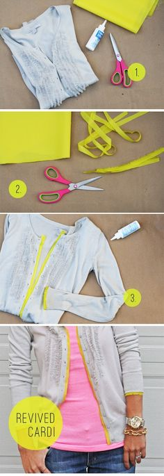 12 DIY Projects Anyone Can Do - A Little Craft In Your Day