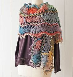 Pick Up and Knit in Hairpin Lace. Description from pinterest.com. I searched for this on bing.com/images