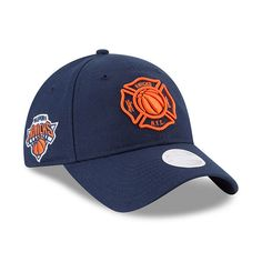 d6a9c6e4f5ab8 Women s New York Knicks New Era Navy NBA City Series 9TWENTY Adjustable Hat