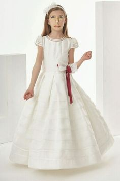 30c68e59b 7 Best How to Choose Flower Girl Dress for your Princess images ...