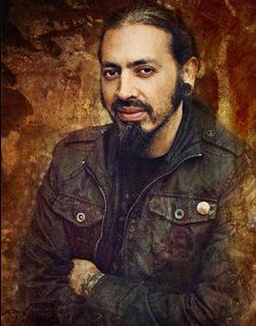VICTOR PORTUGAL ...born in Uruguay, lived in Spain for several years and recently moved to Poland (Krakow).Tattooing since 1998 mostly dark biomech tattoos with surrealist accents but a versatile artist nonetheless. Victor is celebrated at many conventions around the world.
