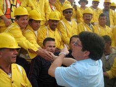@pachosantosc Con los trabajadores