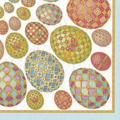 Imperial-Eggs-Easter-Caspari-paper-table-napkins-20-pack-33-cm-sq-3-ply