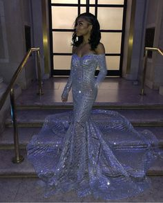 Looking for Prom Dresses,Evening Dresses in Sequined, Mermaid style, and Gorgeous Beading work? Babyonlinewholesale has all covered on this elegant Sweetheart Strapless Sequins Long Train Mermaid Prom Dresses with Sleeves. Black Girl Prom Dresses, Senior Prom Dresses, Prom Dresses Long With Sleeves, Prom Outfits, Beautiful Prom Dresses, Mermaid Prom Dresses, Prom Dresses Long Open Back, Prom Dresses For Teens, Dress Long
