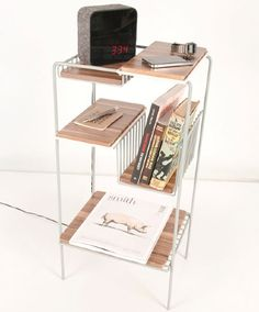 One nightstand by Mitz Takahashi.