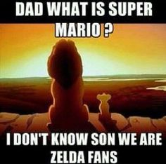 LOL I like Mario Sunshine and Super Mario Galaxy 1, but not a big fan of any others.
