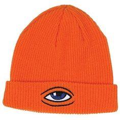 Sect Eye Dock Beanie Orange