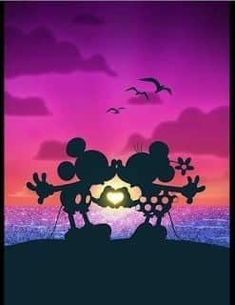 Mickey E Minnie Mouse, Mickey And Minnie Love, Mickey Mouse Cartoon, Disney Mickey, Wallpaper Iphone Liebe, Wallpaper Iphone Disney, Diamond Drawing, 5d Diamond Painting, Disney Cartoons