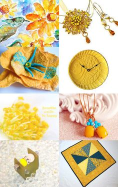 SUNFLOWERS  - MOTHER'S DAY GIFTS by Sun in VIRGO on Etsy--Pinned with TreasuryPin.com