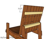 Plans For Bar Height Adirondack Google Search