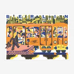 Human Empire Berlin Poster by Golden Cosmos