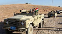 """""""Der erste Tag lief gut"""": USA loben die Offensive auf Mossul"""