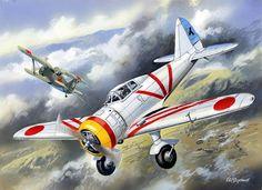 Nakajima Ki-27a vs I-153