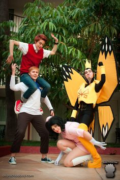 Great Venture Bros cosplay.