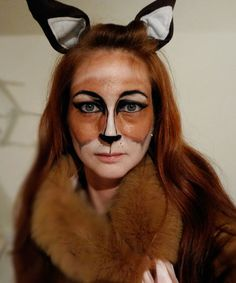 Picture of Last Minute Costume : What does the fox say?