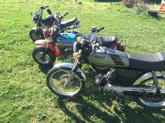 Diese schöne Yamaha FS1 aus dem Jahr 1980 wurde behutsam Teilzeitarbeit,Motorschaden blieb sie aber ein schöner Survivor! Motor wurde komplett überholt, einige Kleinigkeiten sind noch zu machen! Se…