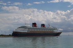 Love the value of a Disney Cruise vacation!