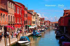 Murano Island, Venice, Italy - visit glass workshops