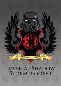 Star Wars: Mortem A Umbras - Imperial Shadow Stormtrooper