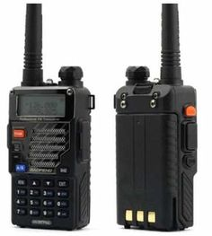 Latest Version) BaoFeng Plus UV Dual-Band MHz FM Ham Two-way Radio, Improved Stronger Case, More Rich and Enhanced Features Radios, Disaster Preparedness, Survival Prepping, Emergency Preparation, Survival Aids, Survival Blog, Survival Stuff, Homestead Survival, Survival Tools