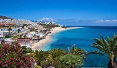 Playa del Matorral (Fuerteventura, Islas Canarias)