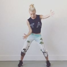 Tracy Anderson's Arm Workout Video on Goop