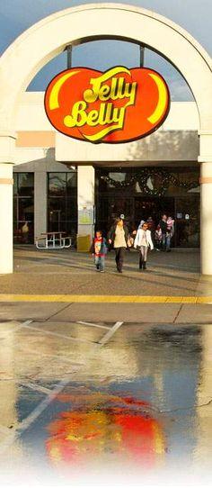 Visit Us - Jelly Belly Candy Company | Jelly Belly Candy Company