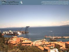 Giglio: the Costa Concordia Mon May 13 2013 11:00:05