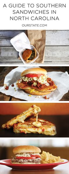 Check out our guide to the best sandwiches around North Carolina   Our State Magazine