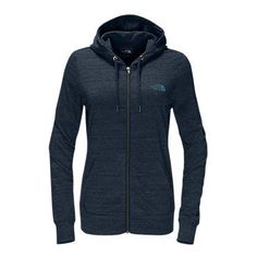 The North Face Women's Trails and Tribulations Lite Full Zip Hoodie Sweatshirt