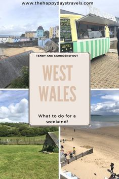 What to do for a weekend in West Wales. A story and itinerary for a weekend in West Wales including Travel Goals, Travel Advice, Travel Guides, Travel Tips, Travel Around The World, Around The Worlds, Visit Wales, Working Holidays, Beaches In The World