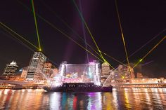 13 captivating images from Brisbane Festival [gallery] #festival  #brisbane #event