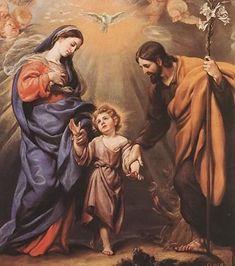A Sagrada Família é o termo usado para designar a família de Jesus de Nazaré, composta segundo a Bíblia por José, Maria e Jesus. A sua festa no calendário litúrgico é celebrada no domingo que fica na Oitava do Natal.