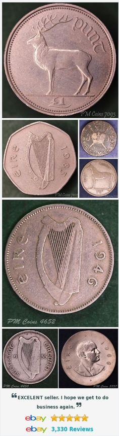 Ireland - Coins and Banknotes items in store on eBay! #irelandcoinsandbanknote items in store on eBay! http://stores.ebay.co.uk/PM-Coin-Shop/Ireland-Coins-and-Banknotes-/_i.html?_fsub=2869775010&_sid=1083015530&_trksid=p4634.c0.m322