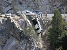 Wierd Car Accidents