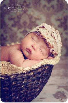 headband - newborn session