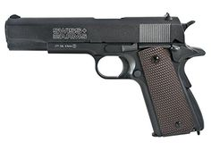 Swiss Arms 1911 CO2 BB Pistol air pistol *** Details can be found by clicking on the image. Note: It's an affiliate link to Amazon