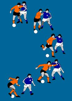 A tribute to the Dutch Master… Johan Cruyff. Basically I wanted to play with the idea of ownership regarding the Cruyff Turn, hence the copyright symbol. But I also wanted to show it in all its glo… World Football, Football Kits, Graphic Artwork, Graphic Design Art, Ronaldo 9, Good Soccer Players, Football Design, Football Wallpaper, Vintage Football