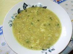 Cibulová polévka s krupicí Ethnic Recipes, Food, Essen, Meals, Yemek, Eten