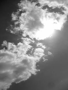 tapando el sol
